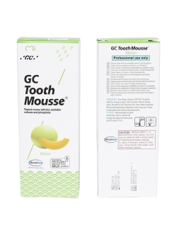Гель GC Tooth Mousse Дыня, 35 мл GC Tooth Mousse