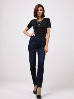Jeans, scuff effect, narrowed A-A Awesome Apparel by Ksenia Avakyan