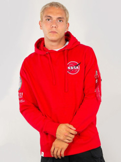 Худи Apollo 11 Hoody Alpha Industries