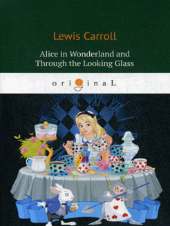 Alice s Adventures in Wonderland and Through the Looking Glass T8 Rugram
