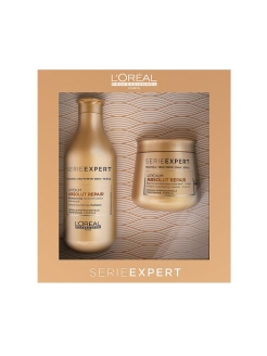 Весенний набор Absolut Repair Lipidium для восстановления волос L'Oreal Professionnel