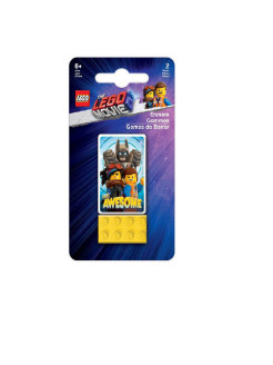 Набор ластиков LEGO (2 шт.) LEGO Movie 2 - Epic Space Opera Lego.