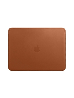 Leather Sleeve for 13-inch MacBook Pro Apple