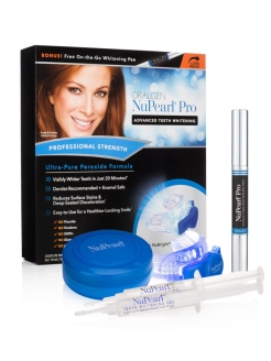 Nupearl pro. Advanced teeth whitening professional strength ORALGEN