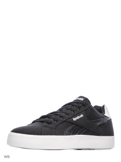 Кроссовки ROYAL COMPLE BLACK/BLACK/WHITE Reebok