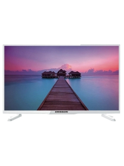 "Телевизор 32HLEA18T2SMW, 32"", HD, Smart TV, Wi-Fi, DVB-T2 ERISSON"