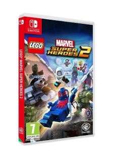 Lego Marvel Super Heroes 2 [Nintendo Switch, русские субтитры] WB Interactive