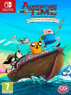 Adventure Time: Pirates of Enchiridion [Nintendo Switch, английская версия] Namco Bandai / Atari