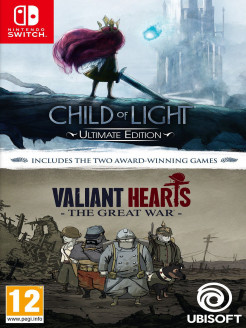 "Комплект ""Child of Light"" + ""Valiant Hearts. The Great War"" [Nintendo Switch, русская версия] Ubisoft"