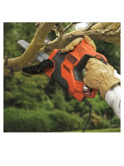 Пила сабельная Black & Decker Scorpion RS890K-QS 500 Вт Black+Decker