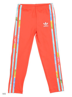 Тайтсы J FLWR LEGGINGS adidas