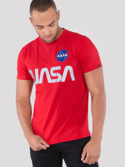 Футболка NASA Reflective T Alpha Industries