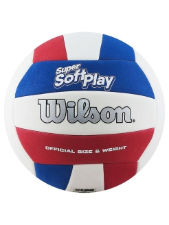 Мяч для пляжного волейбола SUPER SOFT PLAY VB Wilson