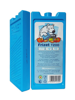 Аккумулятор холода Ice Pack FRIZET T200 мл, 2 шт. CN Continental