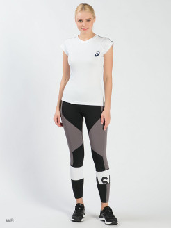 Тайтсы COLOR BLOCK CROPPED TIGHT 2 ASICS