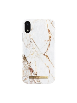 "Чехол для iPhone XR iDeal, ""Carrara Gold"" iDeal of Sweden"