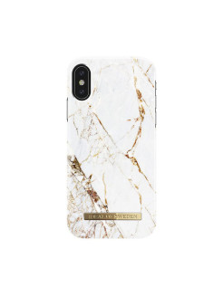 "Чехол для iPhone X/XS iDeal, ""Carrara Gold"" iDeal of Sweden"