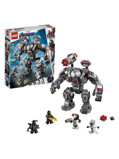 Конструктор LEGO Marvel Super Heroes 76124 Воитель LEGO