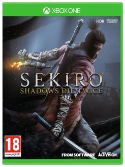 Sekiro: Shadows Die Twice [Xbox One, русские субтитры] Activision