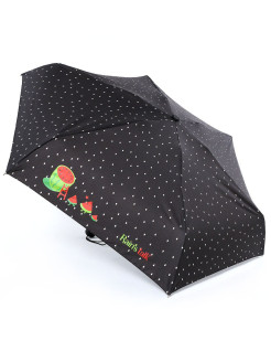 Umbrella Female, 5 cl. Fur., 6/52, P / E with mother-of-pearl coating, with UV protection Rain`s Talk