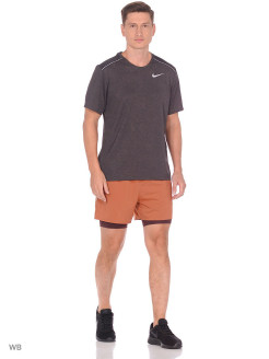 Шорты M NK FLX STRIDE SHORT 5IN 2IN1 Nike