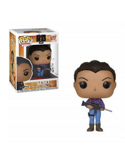 Фигурка POP! Vinyl: The Walking Dead: Sasha Funko