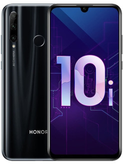"Смартфон 10i 128Gb: 6.21"" 2340x1080/LTPS Kirin 710F 4Gb/128Gb 24Mp+8Mp+2Mp/32Mp 3320mAh Honor"