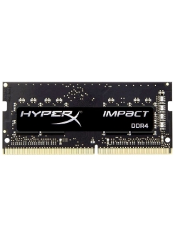 Оперативная память 8Gb DDR4 3200MHz HyperX Impact SO-DIMM Kingston