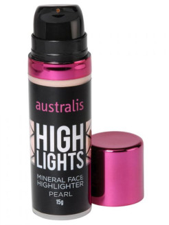 Хайлайтер Highlights - Pearl Australis Cosmetics