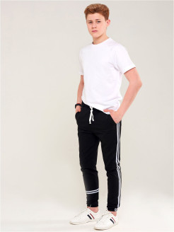 Trousers, with stripes 4TEEN