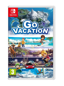 Игра Nintendo Switch на картридже Go Vacation NINTENDO