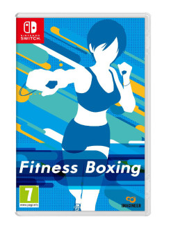 Игра Nintendo Switch на картридже Fitness Boxing NINTENDO
