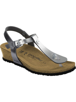Сандалии Ashley BF Metallic Silver R BIRKENSTOCK