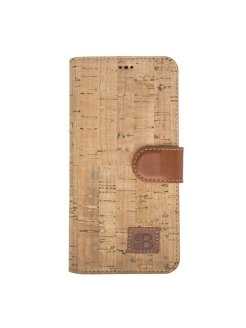 Кожаный чехол-книжка для Samsung Galaxy S10 WalletCase ID Burkley Burkley