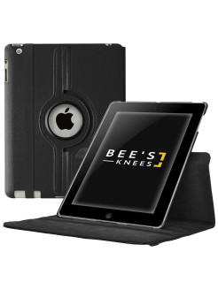 "Swivel Case for Apple iPad 2/3/4 ""Rotator"". Case-book / Smart stand for tablet iPad Bee's Knees"