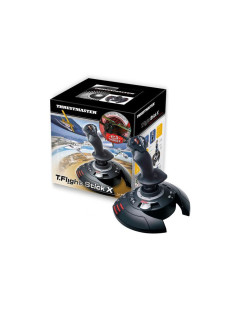 Джойстик Thrustmaster T-Flight Stick X, PS3/PC, Warthunder pack Thrustmaster