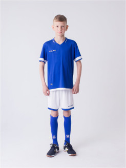 Футбольная форма Short Sleeve Football Set KID KELME