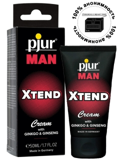 Мужской крем MAN Xtend Cream 50 ml Pjur Love