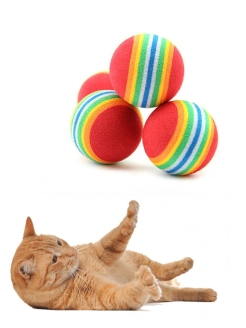 Toy for animals, ball Rabizy
