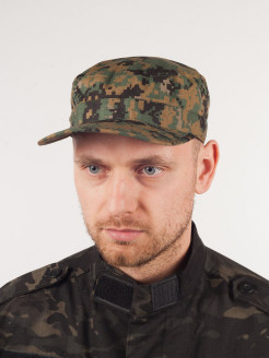 Cap STALKER military style