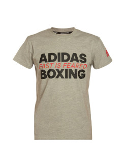 Футболка детская Boxing Tee Fast Is Feared Kids Adidas