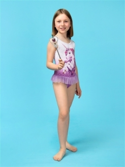 Unicorn swimsuit in colors BabyМотики