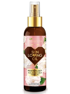 Восстанавливающее масло для тела, Камелия, 150 мл SKIN LOVING OIL BIELENDA