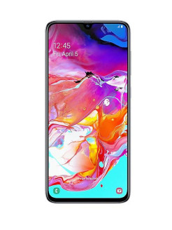 Смартфон Galaxy A70 128Gb: 6,7'' 2400x1080/Super AMOLED SDM6150 6Gb/128Gb 32+8+5Mp/32Mp 4500 mAh Samsung