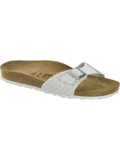 Биркенштоки Madrid BF Magic Snake White Narrow BIRKENSTOCK
