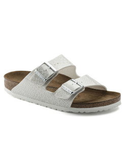 Биркенштоки Arizona BF Magic Snake White Narrow BIRKENSTOCK