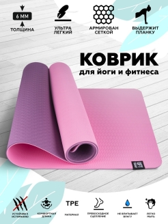 Yoga mat Original FitTools