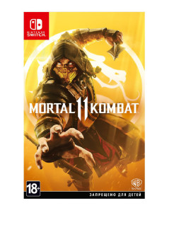 Mortal Kombat 11 [Nintendo Switch, русская документация] WB Interactive