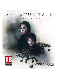 A Plague Tale: Innocence [PS4, русские субтитры] Focus Home Interactive