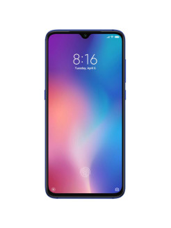 "Смартфон Mi 9 64Gb: 6.39"" 2340x1080/SuperAMOLED Snapdragon 855 6Gb/64Gb 48+12+16Mp/20Mp 3300mAh Xiaomi"